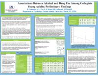 Associations Between Alcohol and Drug Use Among Collegiate Young Adults: Preliminary Findings