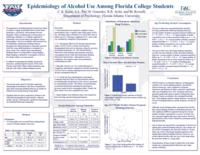 Epidemiology of alcohol use among Florida college students