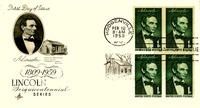 Lincoln Sesquicentennial Series, 1809-1959