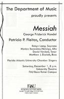 Messiah - December 2007