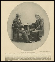 General Joseph E. Johnston and General Robert E. Lee