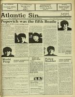 Atlantic Sin (April Fool's Day Issue)