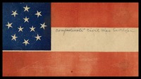 Confederate Civil War Envelope