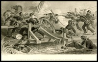 First Battle of Bull Run (First Manassas), Virginia 1861