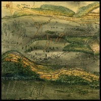 Battle Map of Gettysburg
