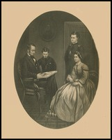 Lincoln Family Portrait
