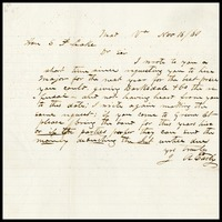 To S.F. [S.T.] Leake from Jubal Early
