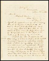 To Jefferson Davis from General Leonidas Polk, 1864