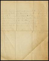 C.F. Guyon, in Peoria, Illinois, to W.J.P. [Will] Clarke