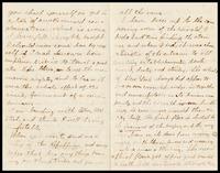 [John Clarke], in Brooklyn, to his mother, [Elizabeth]