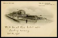 The St. Charles, Atlantic City, 10/21/1904