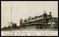 Larchmont Yacht Club House, N.Y.