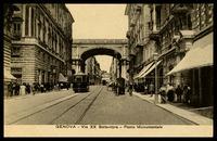Ponte Monumentale Genova, Italy