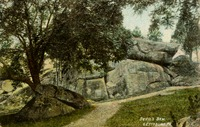 Devil's Den, Gettysburg, Pa.