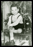 Young Catanese at Christmastime