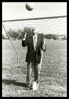 Soccer Field Dedication, 1990
