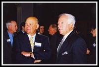 Catanese and Wayne Huizenga