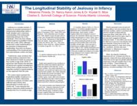 Longitudinal stability of jealousy in infancy