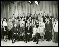 First Faculty Scholars, 1964