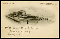 The St. Charles, Atlantic City, 10/21/1904
