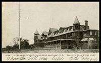 Larchmont Yacht Club House, N.Y.