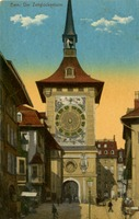 Clock Tower, Bern