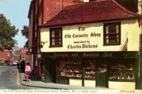 The Old Curiosity Shop, in London, 4/14/1970