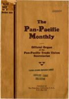 The Pan-Pacific Monthly No. 26