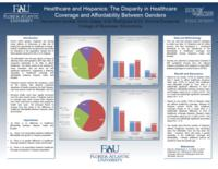 Healthcare and Hispanics: The Disparity in Healthcare Coverage and Affordability Between Genders