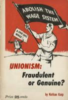 Unionism: Fraudulent or Genuine