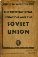 The International Situation and the Soviet Union