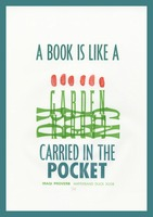 A Book is Like a Garden