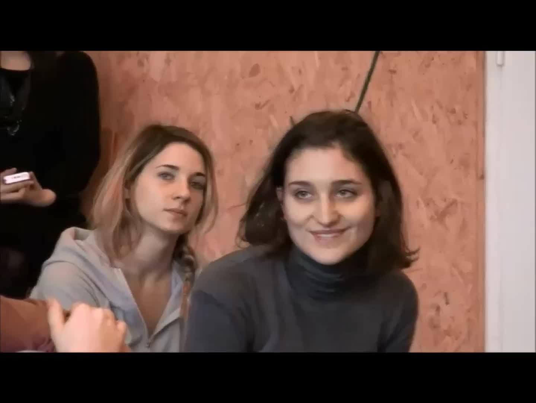 Lyon Workshop for Maguy Morin Dance Company, part 1