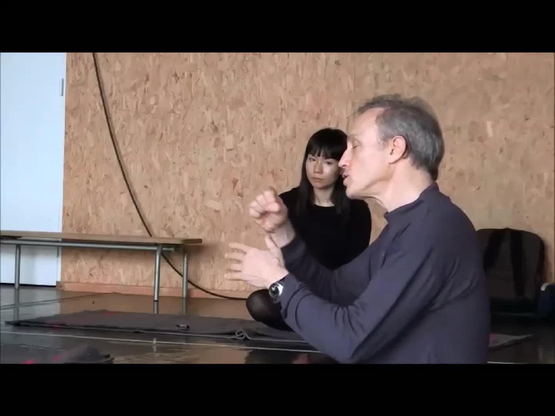 Lyon Workshop for Maguy Morin Dance Company, part 2