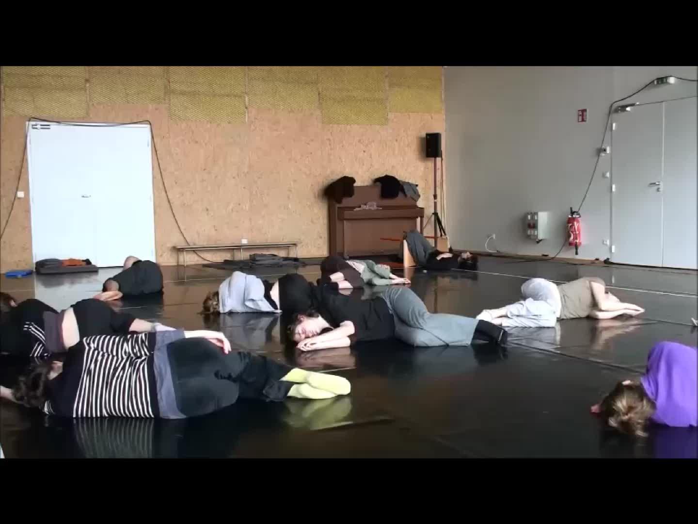 Lyon Workshop for Maguy Morin Dance Company, part 4