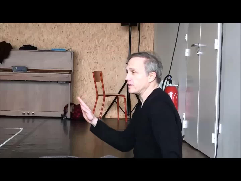 Lyon Workshop for Maguy Morin Dance Company, part 5