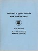 Proceedings of the ... Conference on Recent Advances in Robotics