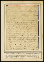 Letter from Ann Rothrock, 1864