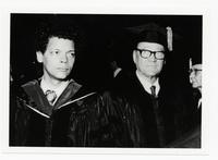 Julian Bond and Kenneth R. Williams