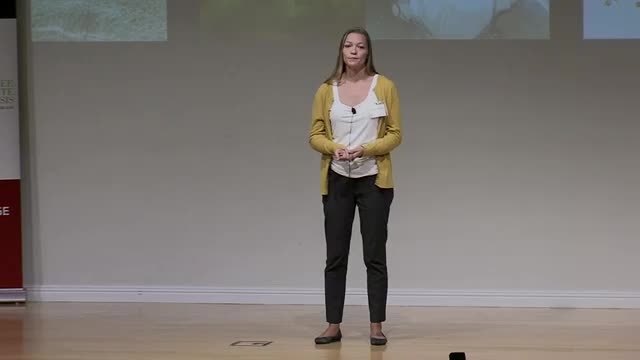 FAU 2017 3MT® Three Minute Thesis Championship - Breanna DeGroot