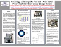 Technology and Design of a Fuel Cell - Photo-Voltaic Powered Vehicle with an Energy Storage System