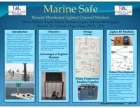 Marine Safe: Remote Monitored Lighted Channel Markers