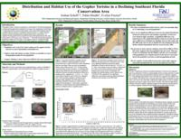 Distribution and Habitat Use of the Gopher Tortoise in a Declining Southeast Florida Conservation Area