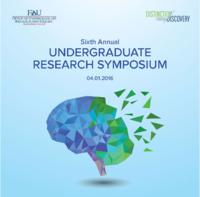 Sixth Annual Undergraduate Research Symposium
