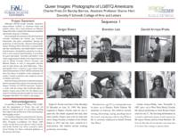 Queer Images: Photographs of LGBTQ Americans