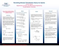 Revisiting Bresse-Timoshenko theory for beams