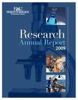 FAU Research Annual Report 2009