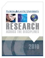 FAU Research Across the Disciplines 2010