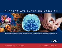 FAU Driving Discovery…Spurring Economic Growth