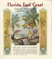 Florida East Coast: General Information and List of Hotels